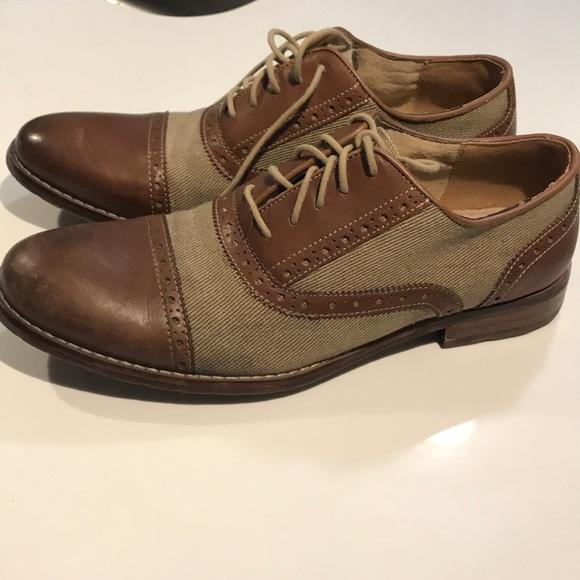 b063dfc375c Men's Steve Madden dress shoes size 10